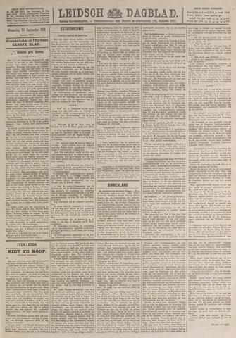 Leidsch Dagblad 1919-09-24