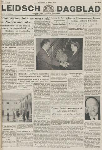 Leidsch Dagblad 1955-03-14