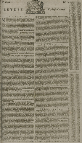 Leydse Courant 1749-06-20