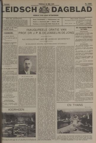 Leidsch Dagblad 1935-05-24