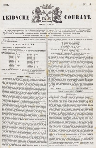 Leydse Courant 1871-05-13