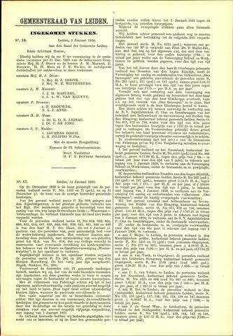 Handelingen van de Raad 1930-01-02