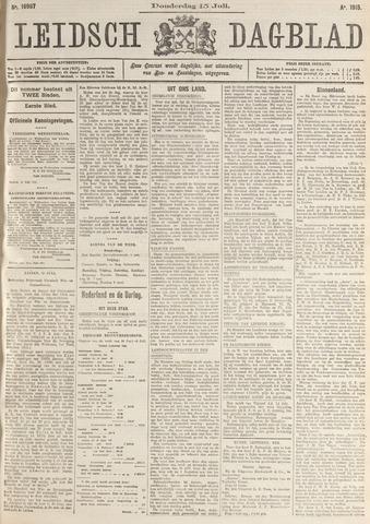 Leidsch Dagblad 1915-07-15