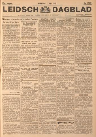 Leidsch Dagblad 1942-05-13