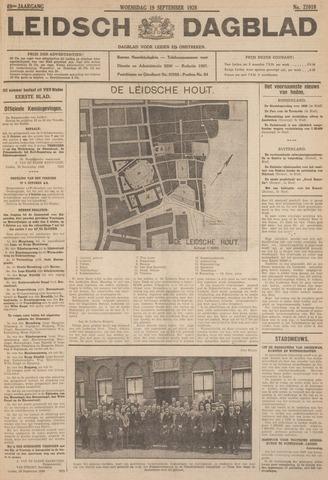 Leidsch Dagblad 1928-09-19