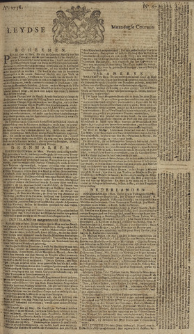 Leydse Courant 1758-06-05