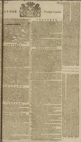 Leydse Courant 1772-05-08