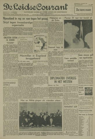 Leidse Courant 1959-03-04