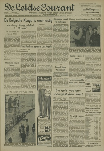 Leidse Courant 1959-11-03