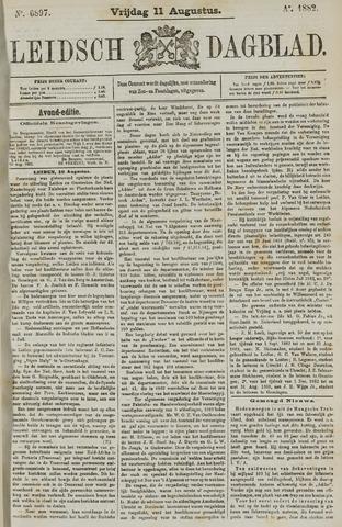 Leidsch Dagblad 1882-08-11
