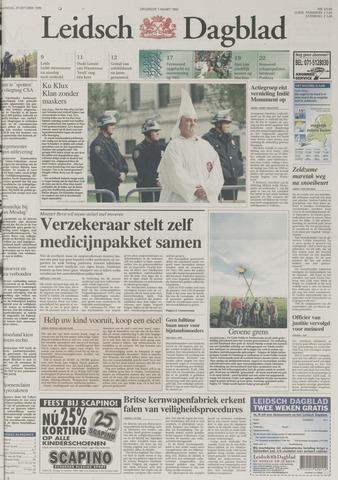 Leidsch Dagblad 1999-10-25