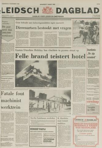 Leidsch Dagblad 1980-12-31