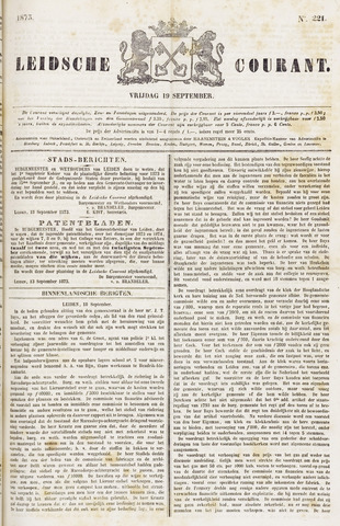 Leydse Courant 1873-09-19