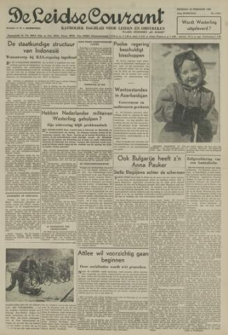 Leidse Courant 1950-02-28