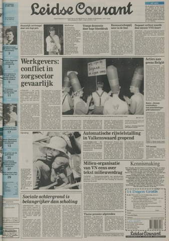 Leidse Courant 1992-05-23