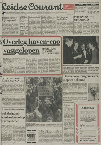 Leidse Courant 1985-03-06