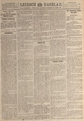 Leidsch Dagblad 1921-03-07