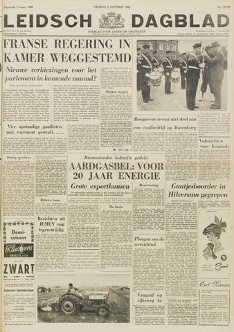 Leidsch Dagblad 1962-10-05