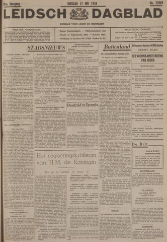 Leidsch Dagblad 1938-05-17