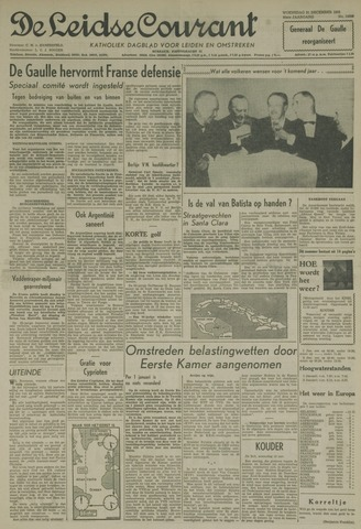 Leidse Courant 1958-12-31