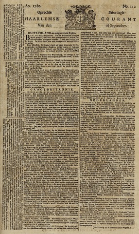 Leydse Courant 1780-09-18