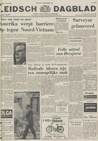Leidsch Dagblad 1967-09-08