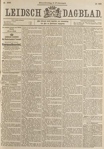 Leidsch Dagblad 1899-02-09