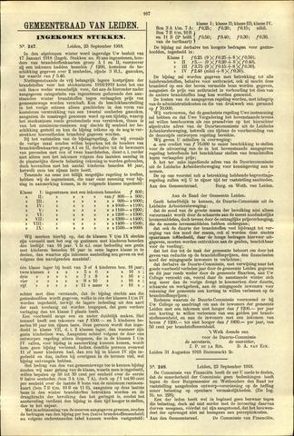 Handelingen van de Raad 1918-09-23