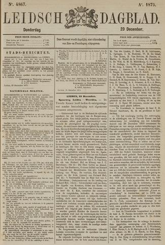 Leidsch Dagblad 1875-12-23