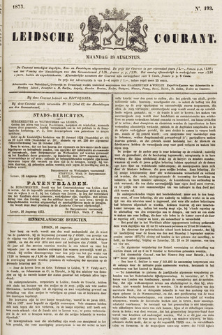 Leydse Courant 1873-08-18
