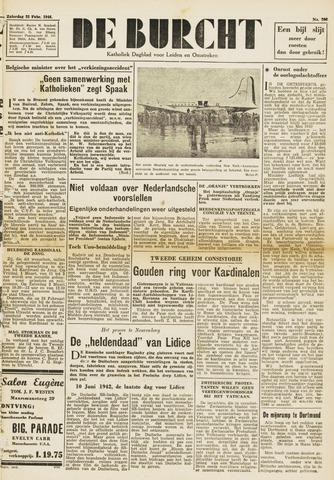 De Burcht 1946-02-23