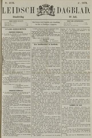 Leidsch Dagblad 1873-07-31