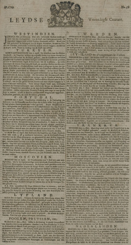 Leydse Courant 1729-05-18