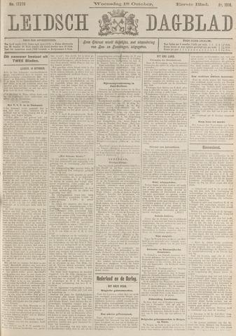 Leidsch Dagblad 1916-10-18