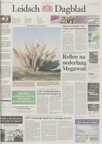 Leidsch Dagblad 1999-10-21