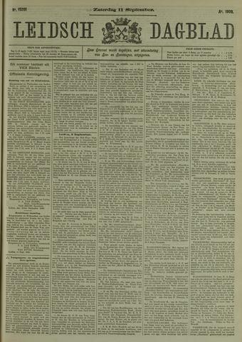 Leidsch Dagblad 1909-09-11