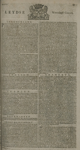 Leydse Courant 1725-01-03
