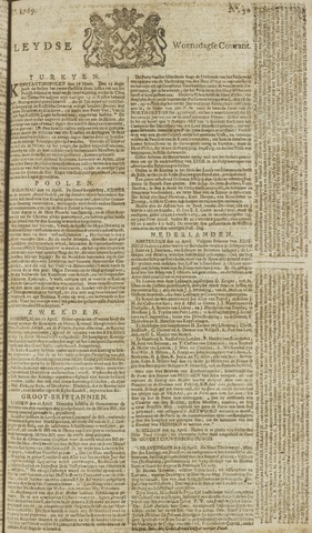 Leydse Courant 1769-04-26