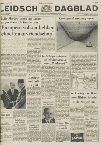 Leidsch Dagblad 1966-06-21