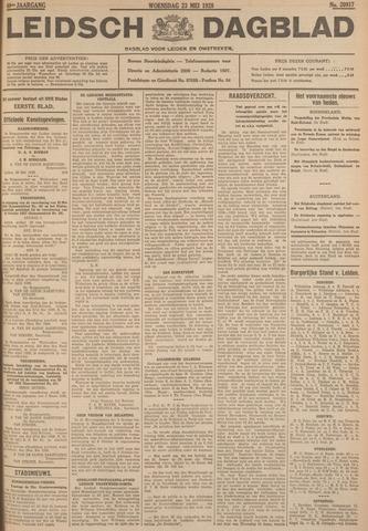 Leidsch Dagblad 1928-05-23