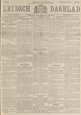 Leidsch Dagblad 1916-10-21