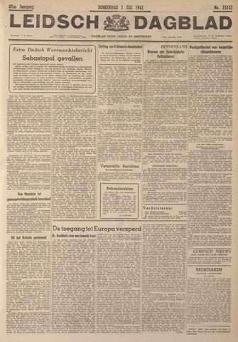 Leidsch Dagblad 1942-07-02