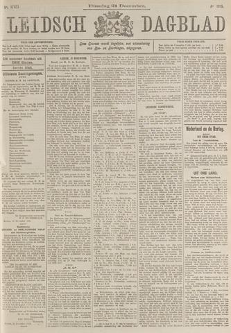 Leidsch Dagblad 1915-12-21
