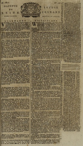 Leydse Courant 1811-03-04
