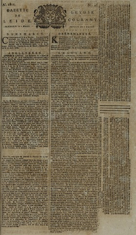 Leydse Courant 1811-03-01