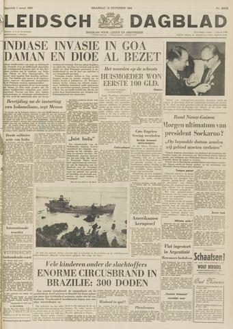 Leidsch Dagblad 1961-12-18