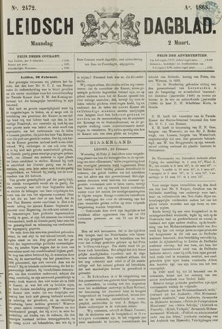 Leidsch Dagblad 1868-03-02