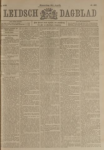 Leidsch Dagblad 1907-04-20