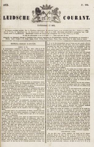 Leydse Courant 1873-05-17