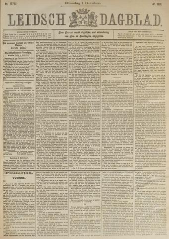 Leidsch Dagblad 1901-10-01